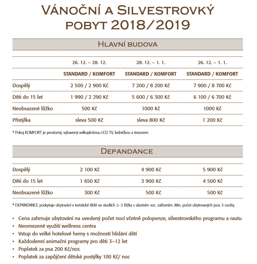 vanoce hotel 2